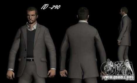 La Cosa Nostra para GTA San Andreas sucesivamente de pantalla