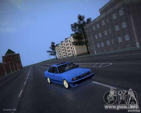 ENB Criminal Stance para GTA San Andreas tercera pantalla