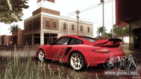Porsche 911 GT2 RS 2012 para el motor de GTA San Andreas