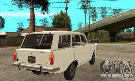 AZLK 427 para la visión correcta GTA San Andreas