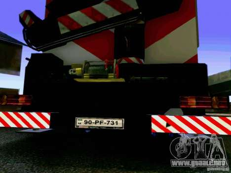 HOMBRE FC Baku FHN para la visión correcta GTA San Andreas