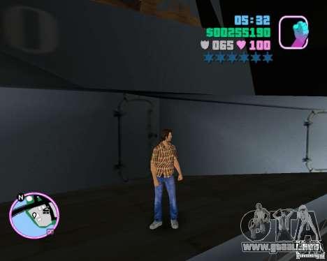 Pieles de HD para GTA Vice City tercera pantalla