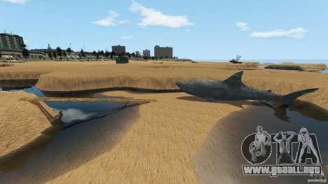 Desierto de Gobi para GTA 4 novena de pantalla