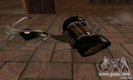 Trike para GTA San Andreas left