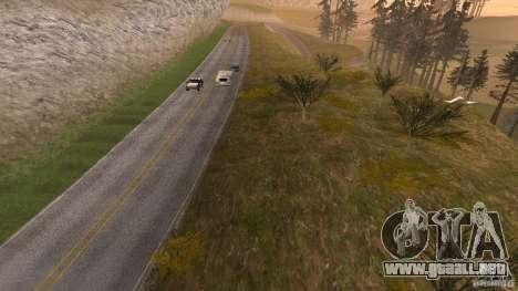 New HQ Roads para GTA San Andreas