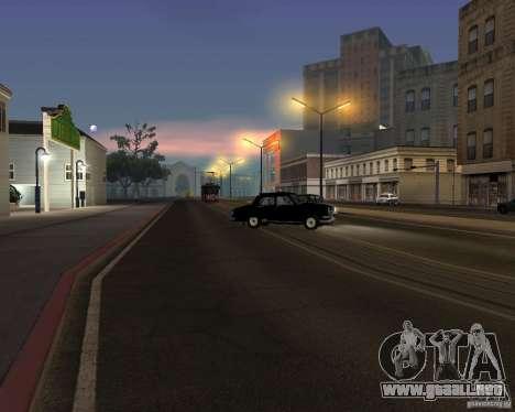 LM-2008 para GTA San Andreas interior