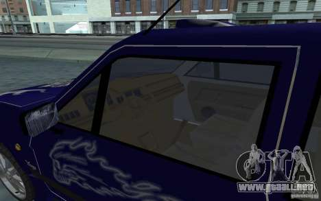 Yugo 45 Tuneable para la vista superior GTA San Andreas
