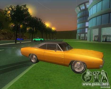 Dodge Charger RT 1968 para GTA San Andreas