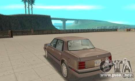 Oldsmobile Cutlass Ciera 1993 para la visión correcta GTA San Andreas