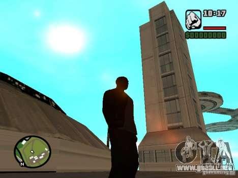 Casa a 4 cadetes del juego Star Wars para GTA San Andreas segunda pantalla