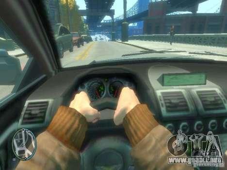 Tipo de coche para GTA 4 sexto de pantalla