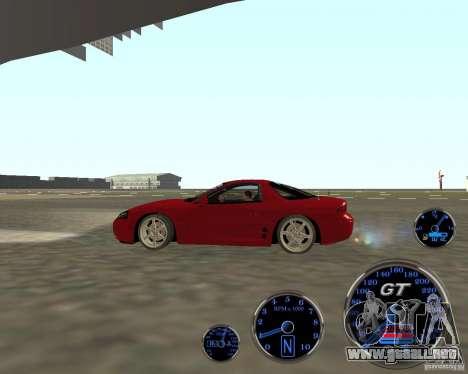 Mitsubishi 3000gt para GTA San Andreas left