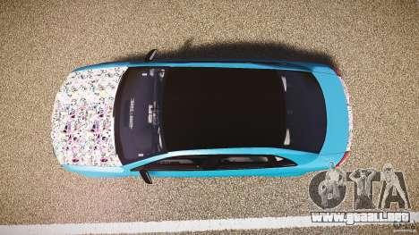 Audi S4 Custom para GTA 4 visión correcta