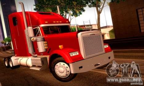 Freightliner Classic XL para el motor de GTA San Andreas