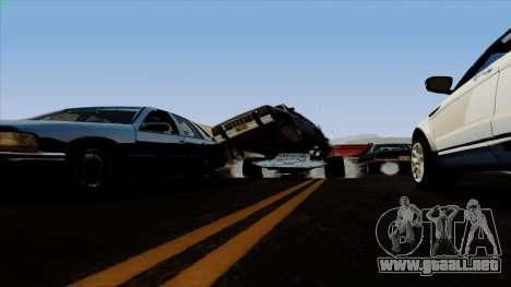 Tirón auto de Furious 6 para vista lateral GTA San Andreas