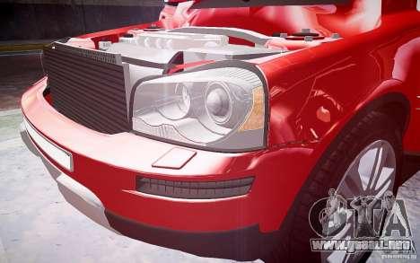 Volvo XC 90 para GTA 4 ruedas