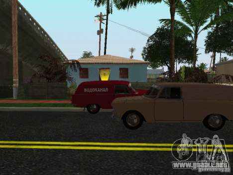 Moskvich 434 para GTA San Andreas left