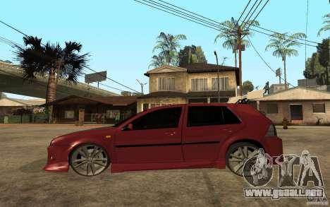 Volkswagen Golf GTI 3 Tuning para GTA San Andreas left