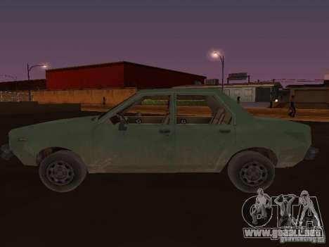 Máquina de CoD: MW para GTA San Andreas left