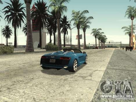 ENBSeries v 2.0 para GTA San Andreas segunda pantalla