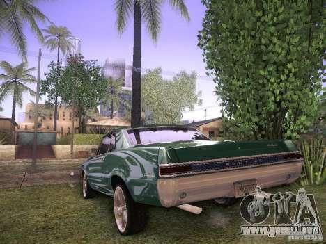Pontiac GTO 65 para la visión correcta GTA San Andreas