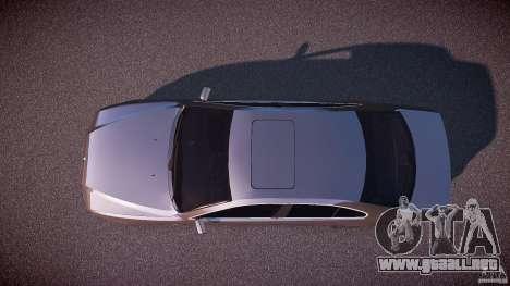 BMW 530I E39 stock white wheels para GTA 4 visión correcta
