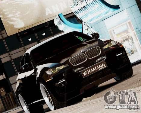 BMW X6 Tuning v1.0 para GTA 4 visión correcta