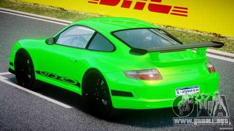 Porsche 997 GT3 RS para GTA 4 visión correcta