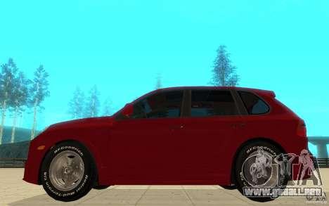 Wheel Mod Paket para GTA San Andreas tercera pantalla