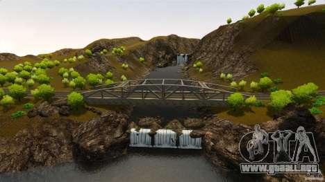 Countryside Mountains V para GTA 4 quinta pantalla