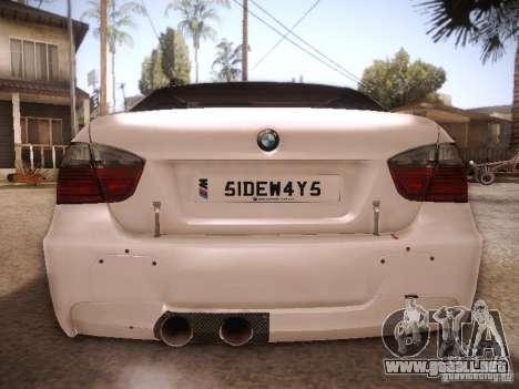 BMW 320SI Drift para la visión correcta GTA San Andreas