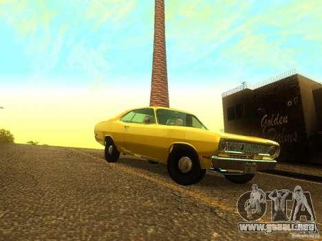 Plymouth Duster 1972 para GTA San Andreas