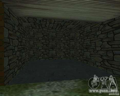 CJâ casa nueva para GTA San Andreas séptima pantalla