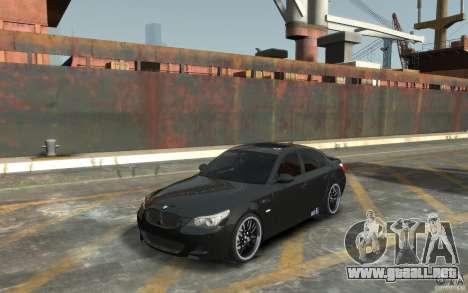 BMW M5 Hamman para GTA 4