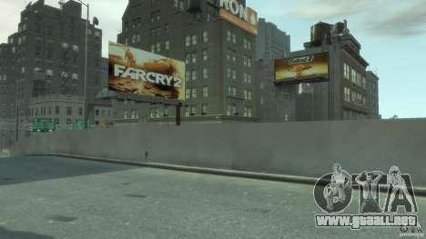 New gas station para GTA 4 undécima de pantalla