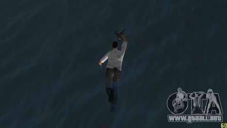 Cleo Parkour v4 para GTA Vice City sucesivamente de pantalla