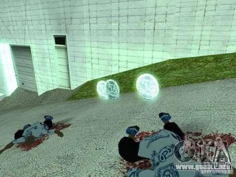 Monedas de 5 rublos para GTA San Andreas