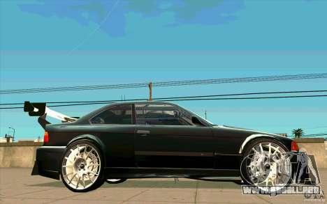 NFS:MW Wheel Pack para GTA San Andreas quinta pantalla