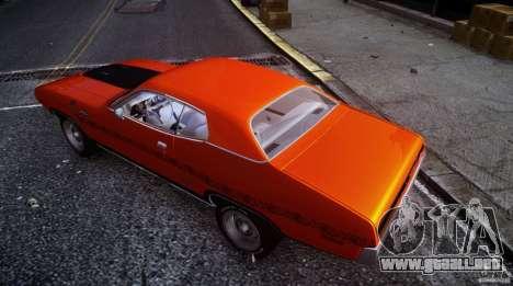Plymouth GTX 426 HEMI [EPM] v.1.0 para GTA 4 vista lateral