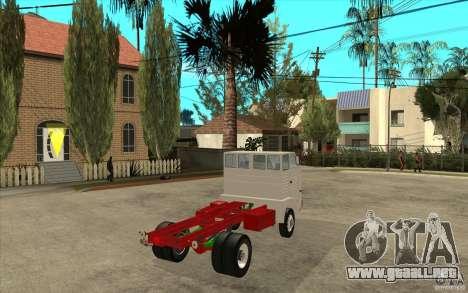 Dac 444 T para la visión correcta GTA San Andreas
