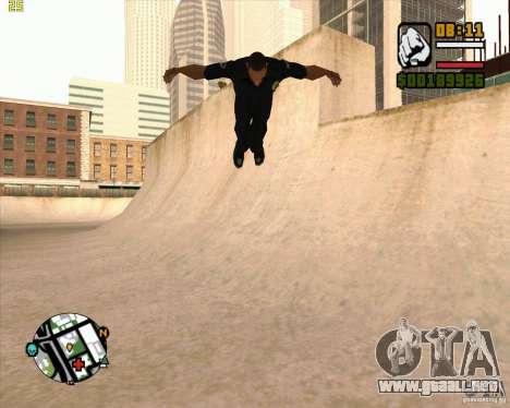39 animaciones del juego Assassins Creed para GTA San Andreas séptima pantalla