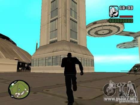 Casa a 4 cadetes del juego Star Wars para GTA San Andreas quinta pantalla
