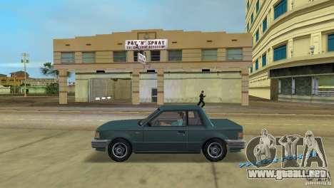Manana HD para GTA Vice City left
