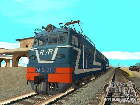 Vl10-315 para GTA San Andreas