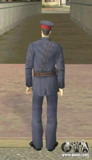 Distrito para GTA San Andreas tercera pantalla