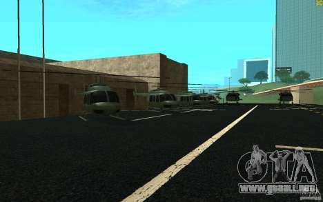 ENB v1 by Tinrion para GTA San Andreas segunda pantalla