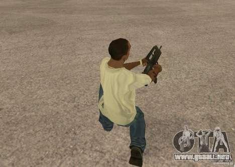 Famas-F1 para GTA San Andreas tercera pantalla