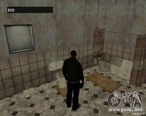 Interiores ocultos 3 para GTA San Andreas séptima pantalla
