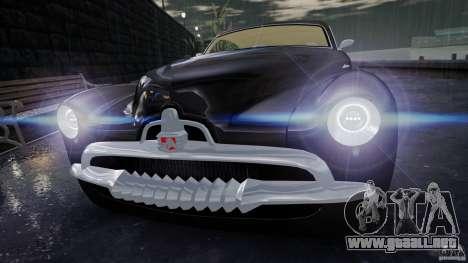 Holden Efijy Concept para GTA 4 Vista posterior izquierda