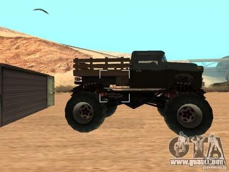 Walton Monster para GTA San Andreas left